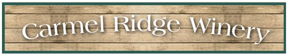 Carmel Ridge Winery logo